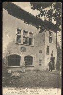 CPA Non écrite 01 PEROUGES Maison Du Petit St. Georges - Pérouges