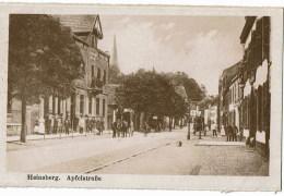 Heinsberg Apfelstrabe  Postes Militaires Belgique - Heinsberg