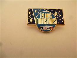 PINS LOTO LES NUITS FANTASTIQUES / 33NAT - Games