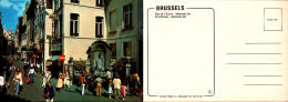 Manneke-Pis Rue De L'Etuve Thill  100/198 - Monuments