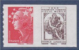 Issus CARNET X12, Paire Marianne De Beaujard Et Type Cabasson, TVP Pour Le France -20g N°P507 (507 Et 175) - France
