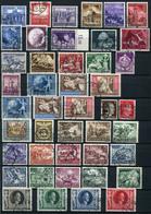 40516) DEUTSCHES REICH - Lot Gestempelt Aus 1941-45 (fast Komplett!!!), 234.- € - Briefmarken