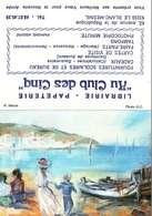 Petit Calendrier De Poche -   1988     -    Peinture   H. Henin  Paysage, Bord De Mer - Calendriers