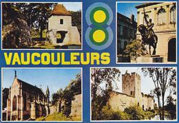 55  VAUCOULEURS / MULTIVUES / BLASON - STATUE JEANNE D'ARC - France