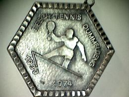 DT Dummeldeng 1969 - 1974 - Luxembourg