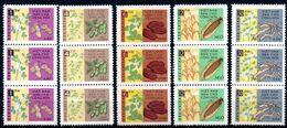 VIET-NAM NORD - YT N° 294 à 298 X3 - Neufs - Vietnam