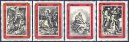 Nevis 1993 Religion Christentum Weihnachten Christmas Kunst Arts Gemälde Paintings Albrecht Dürer, Aus Mi. 779-6 ** - St.Kitts Und Nevis ( 1983-...)