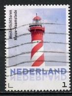 Pays Bas - Netherlands - Niederlande 2014 Y&T N°(2) - Michel N°(2) (o) - 1€ Phare De Werterlichttoren - 1980-... (Beatrix)