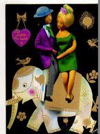 Les Porte Bonheur Par PEYNET L'Elephant Blanc N°103 - Peynet