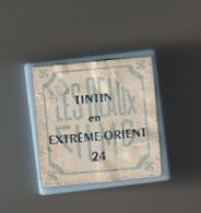 1 Film Fixe TINTIN  En Extreme Orient  N°24   (ETAT TTB ) - 35mm -16mm - 9,5+8+S8mm Film Rolls