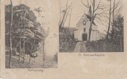 Saverne 67 - Zabern Karlssprung - St. Barbara-Kapelle - 1904 - Saverne