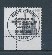Duitsland/Germany/Allemagne/Deutschland 2001 Mi: 2206  (Gebr/used/obl/o)(3483) - Gebruikt