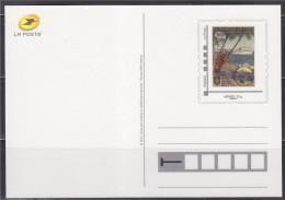 = Type MonTimbraMoi Monde 20g Entier Messageries Maritimes Australie Indo-Chine Océan Indien Paquebots Cadre Phil@poste - PAP:  Varia (1995-...)