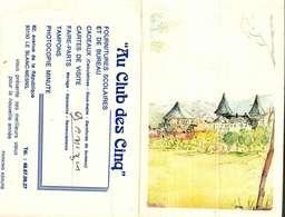 Petit Calendrier De Poche -   1987      Paysage Printanier - Calendriers