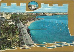 Libya/Libia/Libye - Tripoli Via Yugoslavia - Nice Mix Stamps 1977 Palestine Welfare, Mosques - Libye