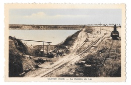 (19381-59) Cantin - La Carrière Du Lac - Francia