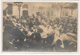 Chalon Sur Saone - Carnaval - 1908  - La Poste  - Rare -  CPA° - Chalon Sur Saone