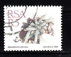 Zuid Afrika 1990 Mi Nr 793 Vetplant - Gebruikt