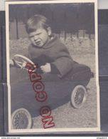 Au Plus Rapide Enfant Jouet Voiture à Pédales Très Bon état 7.5 Par 10 Cm 1961 - Cars