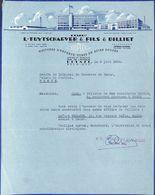 Etabl. Tuytschaever & Fils & Billiet (voitures D'enfants, 1954 Deynze) - 1950 - ...