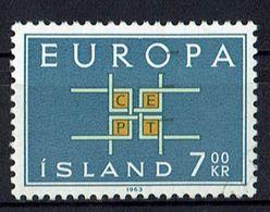 Island 1963 // Mi. 374 O (019..762) - 1944-... Republique