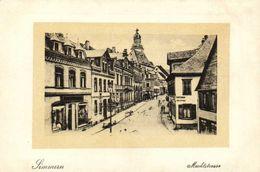 Simmern Marktstrasse  Recto Verso - Simmern
