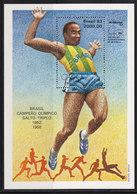 Olympics 1984 - Long Jump - BRAZIL - S/S MNH - Zomer 1984: Los Angeles