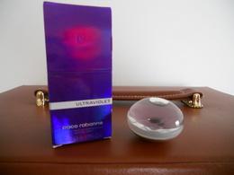 ULTRA VIOLET    Chez Paco RABANNE - Perfume Miniatures