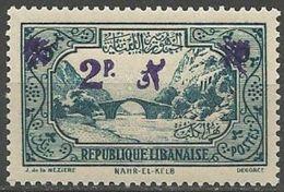 GRAND LIBAN N° 181 NEUF** LUXE SANS  CHARNIERE   / MNH - Neufs