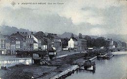 Jemeppe-sur-Meuse - Quai Des Carpes (top Animation Tram Tramway , SBP N°9, Peu Vue) - Seraing