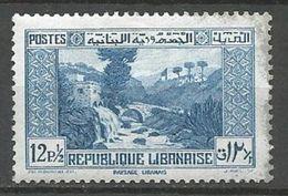 GRAND LIBAN N° 171 NEUF*  CHARNIERE  - TACHE / MH - Neufs