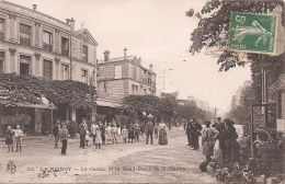 CPA - Le Raincy - Le Casino Et Le Rond-Point De La Station - Le Raincy