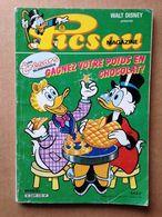 Disney - Picsou Magazine ° Année 1983 - N°132 (avec Grand Défaut D'usure) - Picsou Magazine