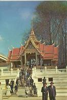 BRUXELLES 1958 EXPOSITION UNIVERSAL  PAVILLON DE LA THAILANDE - Exposiciones Universales