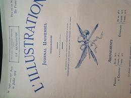 L'ILLUSTRATION N° 3463 Du 10 JUILLET 1909 - L'Illustration