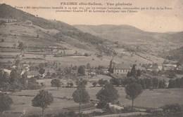 FRESSE   70  HAUTE SAONE  CPA  VUE GENERALE - Other Municipalities