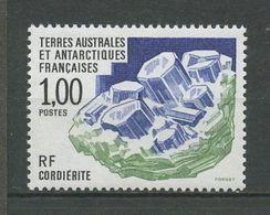 TAAF 1994 N° 185 ** Neuf MNH Superbe Minéraux Minérals Cristallisation Cordiérite Géologie - Ongebruikt
