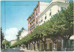 X1250 Fiuggi Fonte (Frosinone) - Corso Italia - Auto Cars Voitures / Viaggiata 1970 - Altre Città