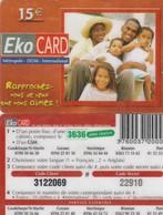 Famille Antillaise EKO1 - Antilles (Françaises)