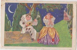 Pierrot Et Colombine - Cartes Postales