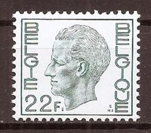 BELGIE * Nr 1945 * Postfris Xx * DOF WIT PAPIER - 1970-1980 Elström