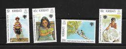 KIRIBATI 1979 ANNEE DE L'ENFANCE  YVERT N°21/24  NEUF MNH** - Kiribati (1979-...)
