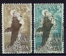 Spanien 1963 // Michel 1411/1412 O (019.771) - 1931-Heute: 2. Rep. - ... Juan Carlos I