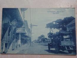 CPA HAITI CAP HAITIEN Rue Du Quai - Cartes Postales