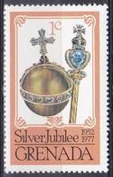 Grenada 1977 Geschichte History Persönlichkeiten Königshäuser Royals Regentschaft Königin Elisabeth II., Mi. 823 ** - Grenade (1974-...)