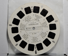VIEW MASTER    B  3181  I  CENDRILLON - Stereoscopes - Side-by-side Viewers