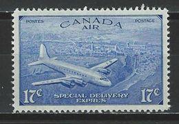 Canada SG S16, Sc CE3, Mi 243 I * MH - Kanada