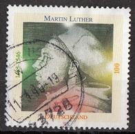 Germania 1996 Sc. 1917 Martin Luther Lutero (1483-1546)  Germany Deutschland - Teologi