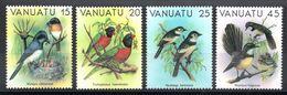 VANUATU - YT N° 639 à 642 - Neuf ** - MNH - Cote: 7,90 € - Vanuatu (1980-...)