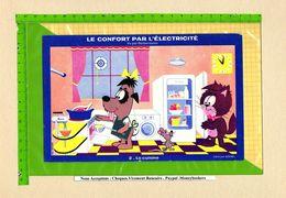 BUVARD : Le Confort Par L'Electricité 2 Cuisine Edité Par Sodel - Electricité & Gaz